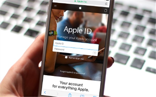 how to change apple id in iphone