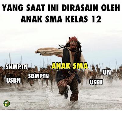 10 Meme 'SBMPTN' Ini Kocak Parah, Buat yang Gagal SNMPTN