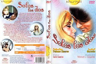 Carátula de: Solos los dos (1968) (Marisol)