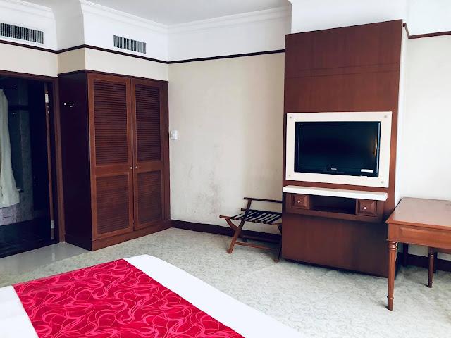 Pertama Kali Menginap Di GBW Hotel Bersama Suami Tercinta