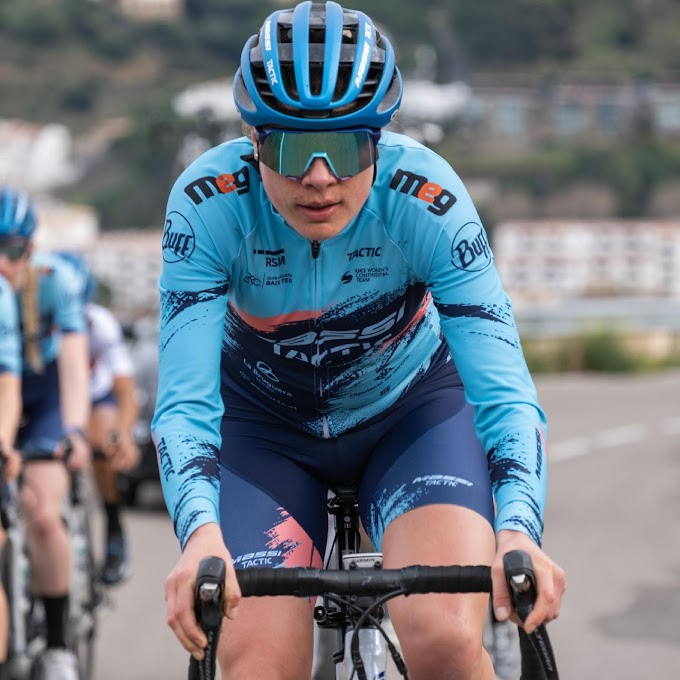 El Massi - Tactic consiguió puntos UCI en Navarra y en Eibar y ya están pensando en la Vuelta a Burgos