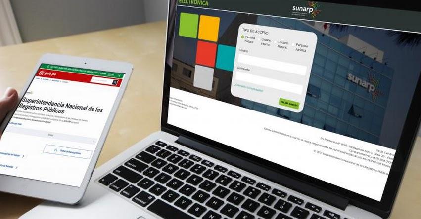 SUNARP facilita la recepción de certificados de publicidad registral implementando Casilla Electrónica - www.sunarp.gob.pe