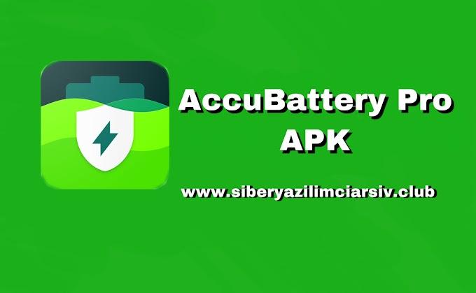 AccuBattery PRO APK - Pil Sağlığı v1.4.4
