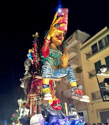 Carnevale di Sciacca - Sicilia