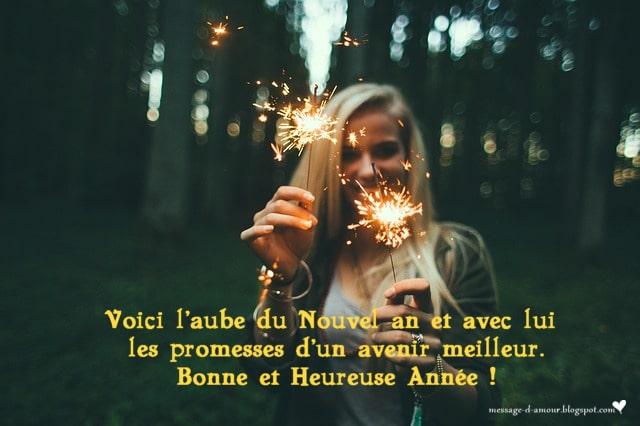 message-bonne-annee-2022