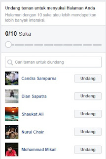Cara Membuat Fans Page/Halaman Facebook dengan mudah.
