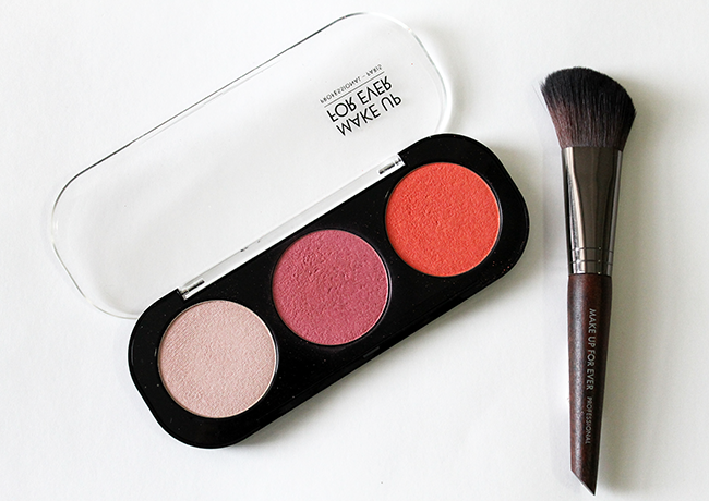 A Review: Make Up For Ever x Fifty Shades of Grey Collection // A Style Caddy