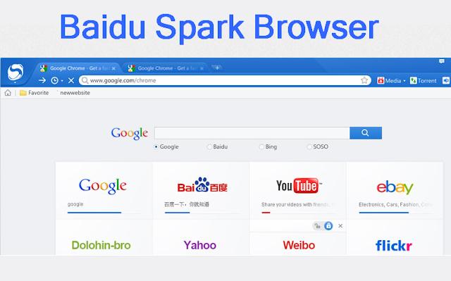 تحميل برنامج متصفح بايدو سبارك baidu spark browser للكمبيوتر كامل 2021 من الموقع الرسمي