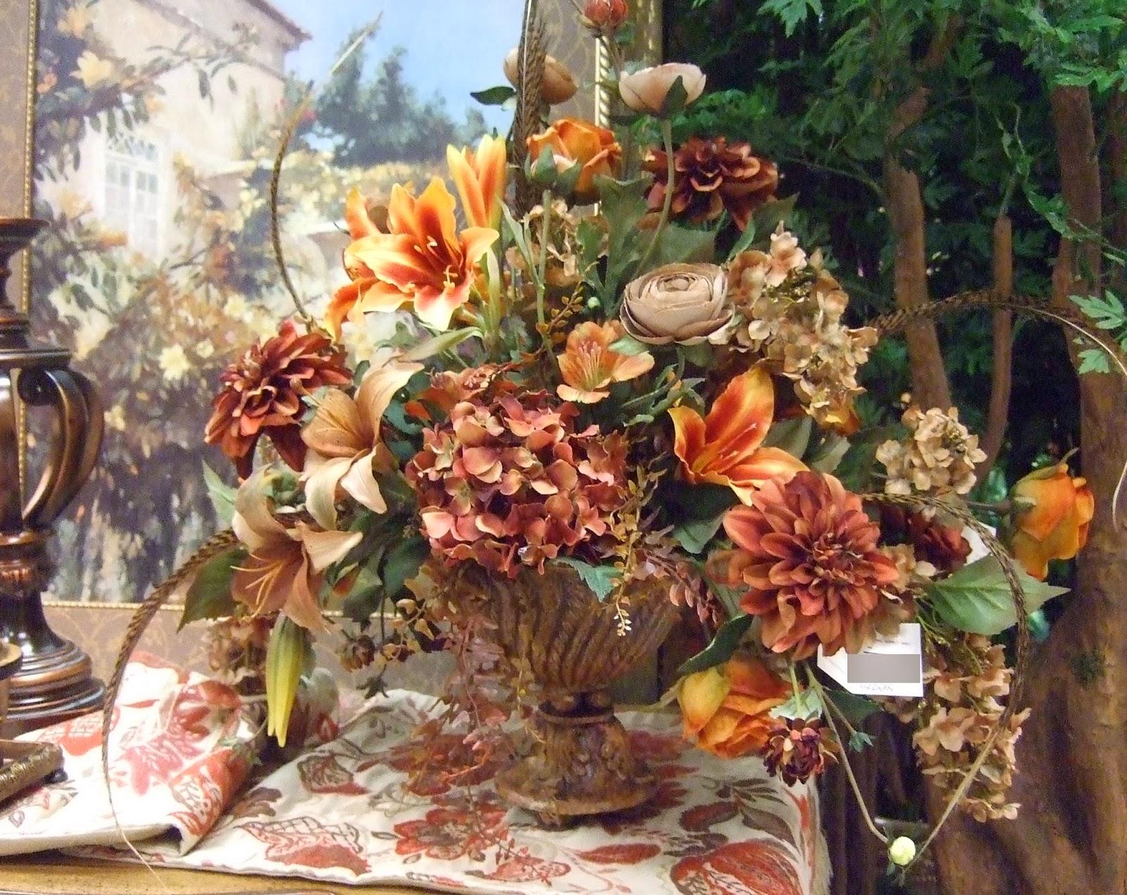 Ana Silk Flowers How To Make Store Silk Flowers Arrangements