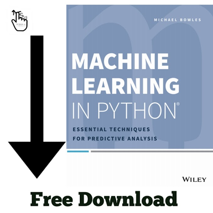 Free Download PDF Of Machine Learning in Python By Michael Bowles