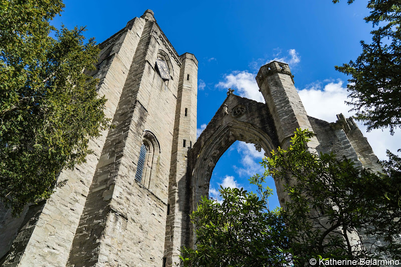 Dunkeld Cathedral Scottish Highlands Road Trip Itinerary