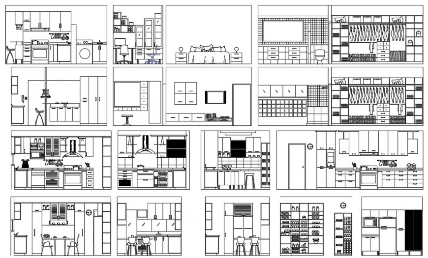 World biggest free AutoCAD library  Access free entire CAD