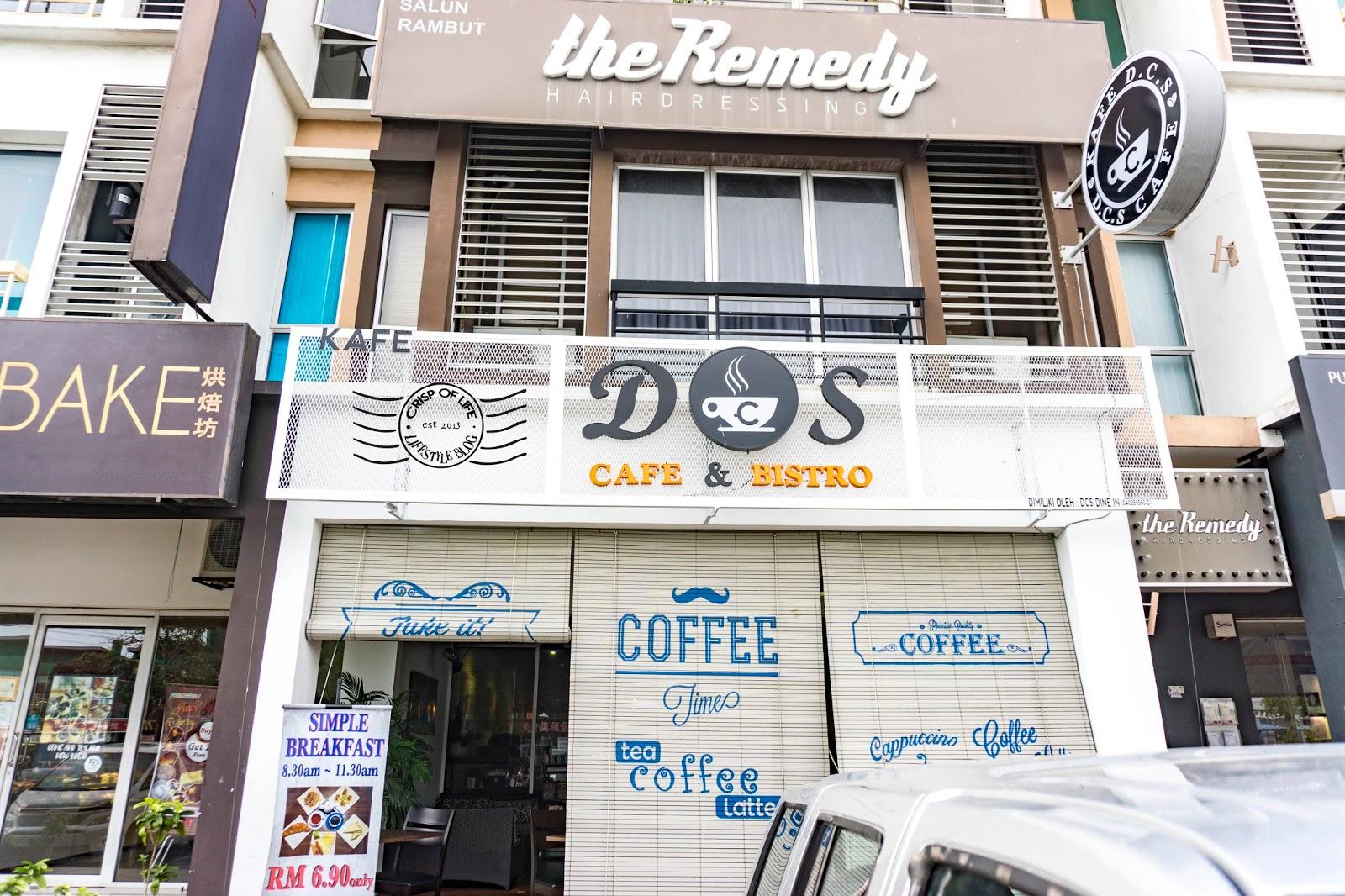 Cafe in Setia Alam Selangor DCS