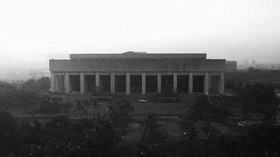 Manila Film Center Ghost