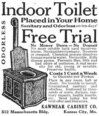 Indoor Toilet