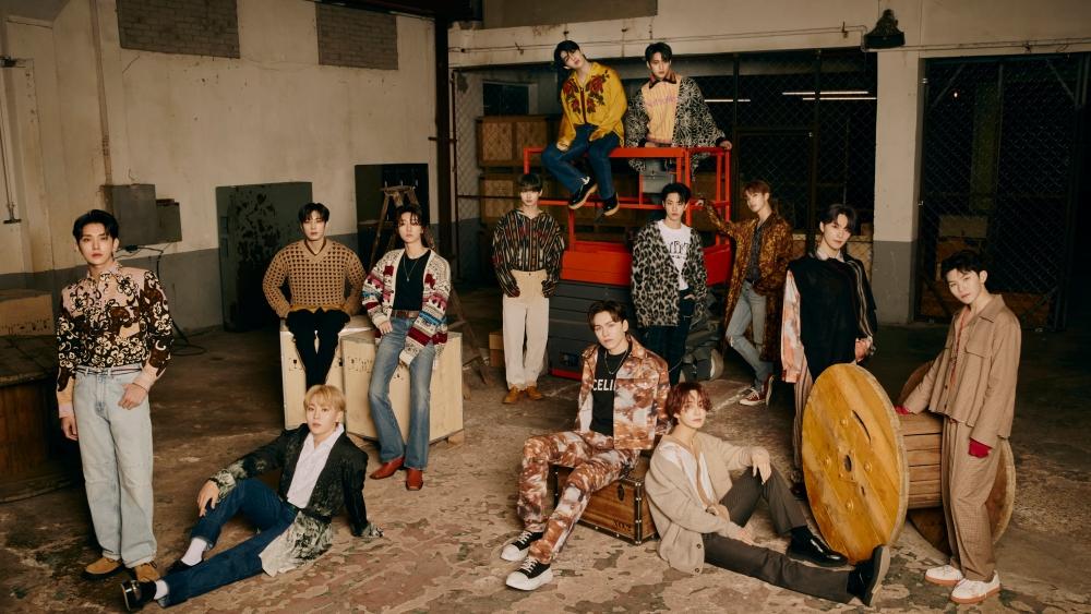 SEVENTEEN's 'Not Alone' Single Album Tops Oricon Charts