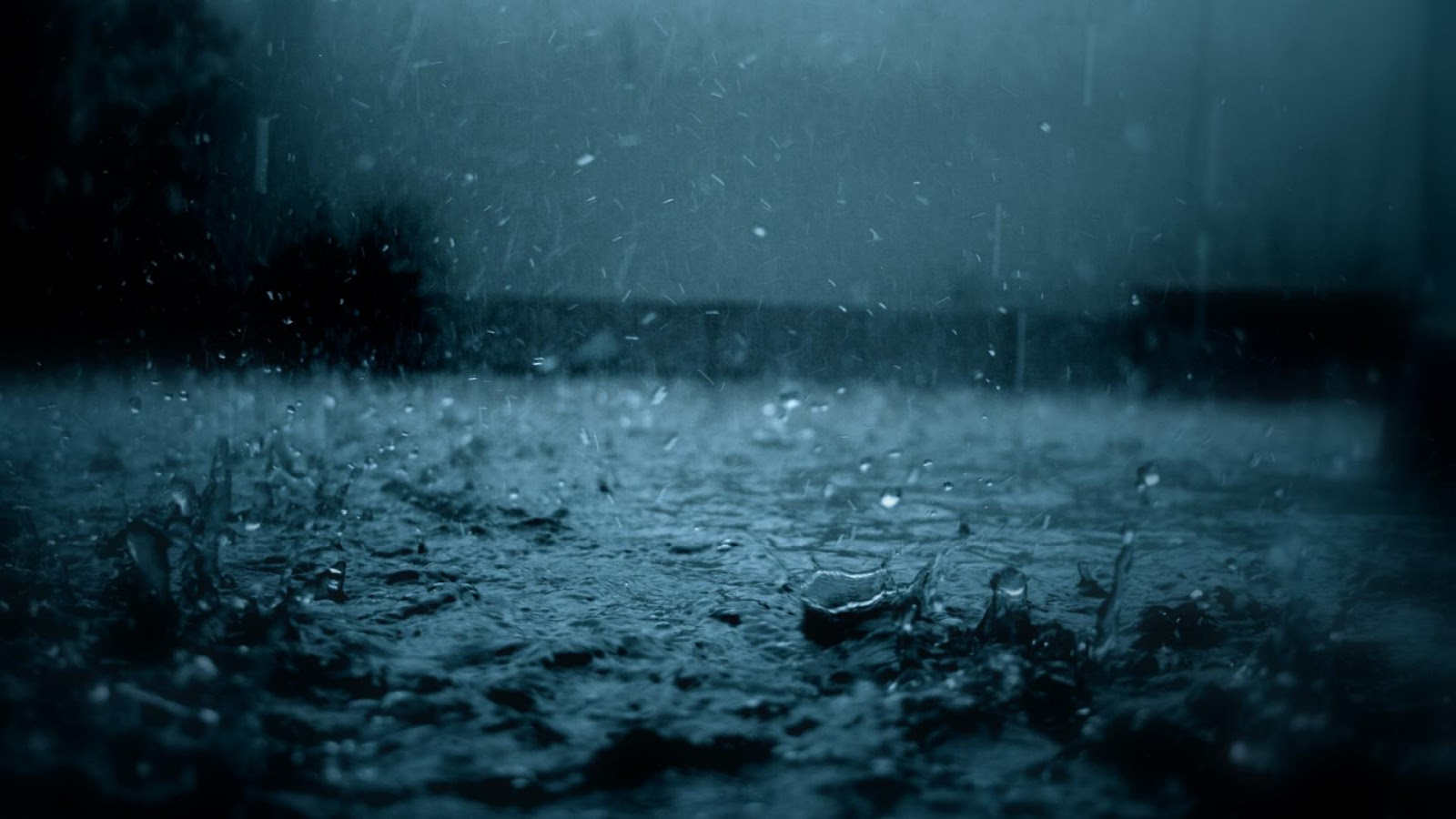rainy night wallpapers background - photo #19