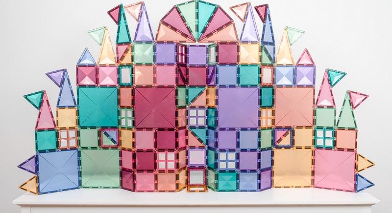connetix pastel tiles