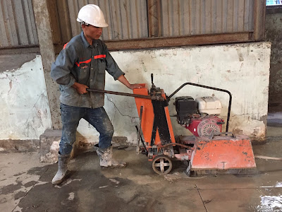 Khoan cắt bê tông tại phường Nguyễn Cư Trinh