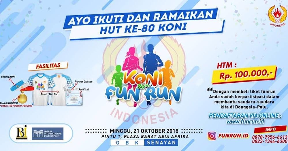 KONI Fun Run • 2018