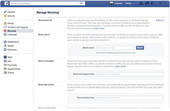 Cara Agar Facebook Tidak Mudah Di Hack