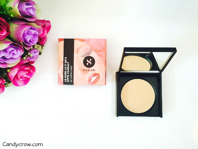 Sugar Compact As Nude As It Gets Cappuccino Review