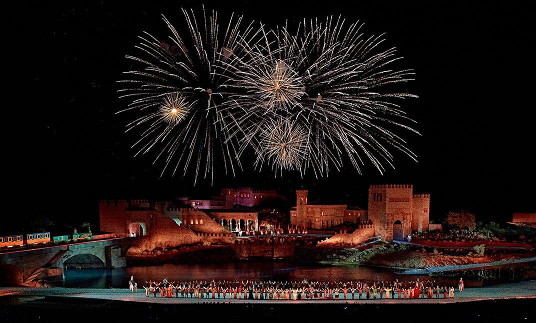 Puy dy Fou España fin de fiesta