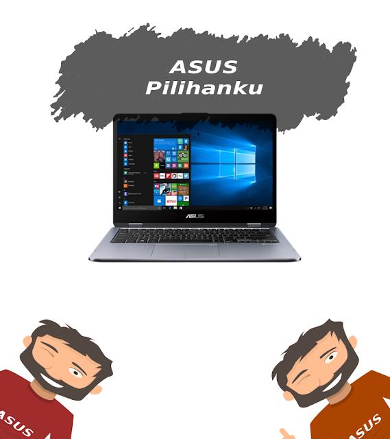laptop asus vivobook flip 14 tp410