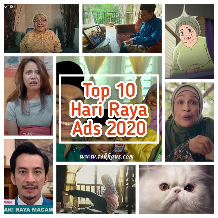 Top 10 Hari Raya Ads 2020 To Watch