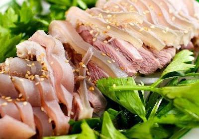 Nhà hàng thắng Gương Ninh Binh