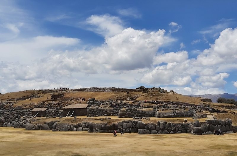 Complexo arqueológico Sacsayhuaman, Cusco