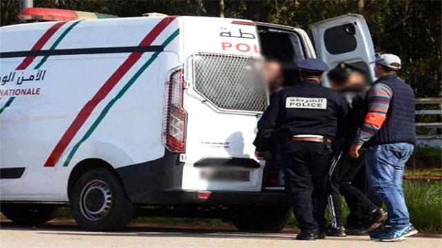تطوان: القبض على على شخصين قام بسرقة أكثر من 40 مليون سنتيم من منزل مواطنة أجنبية