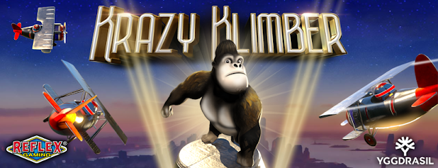Krazy Klimber game - Reflex Gaming
