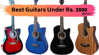 guitars under 3000 rs