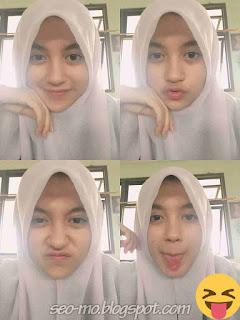 Foto Cantik Nabilah JKT48 Terbaru Pakai Kerudung atau Berhijab