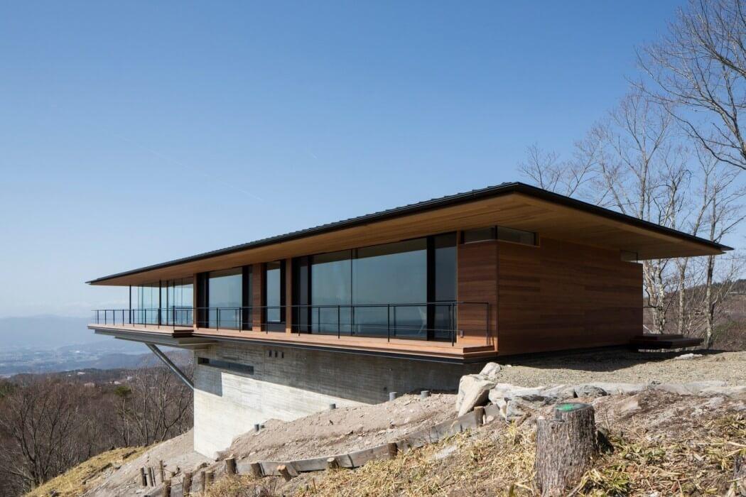 casas modulares y prefabricadas de dise o casa modular con vistas. Black Bedroom Furniture Sets. Home Design Ideas