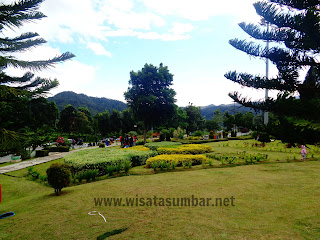 Wisata Keluarga Taman Kayu Aro Kabupaten Solok