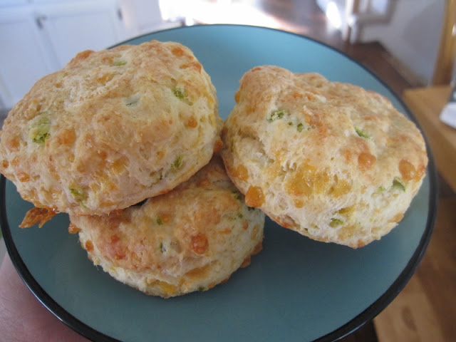 cheddar jalapeno biscuit recipe