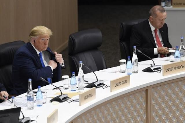 Κυρώσεις κατά της Τουρκίας ανακοινώνουν σε λίγες ημέρες οι ΗΠΑ