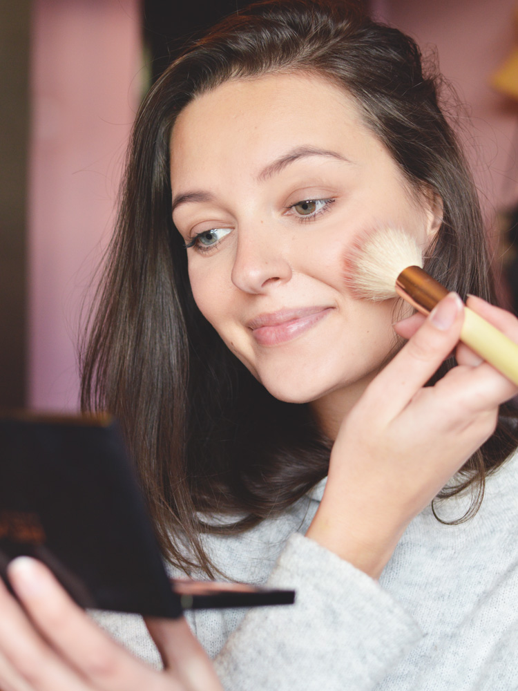 Jak wyglądać młodziej i zdrowiej? Makijażowy trik z Korei - Czytaj więcej »
