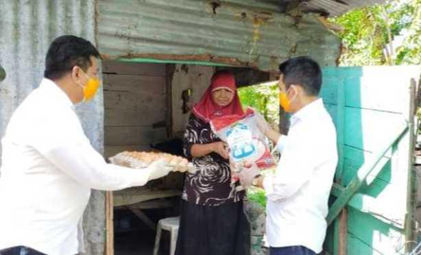 Kerukunan Keluarga Bulukumba (KKB) Bantu Warga Terdampak COVID-19 di 10 Kecamatan