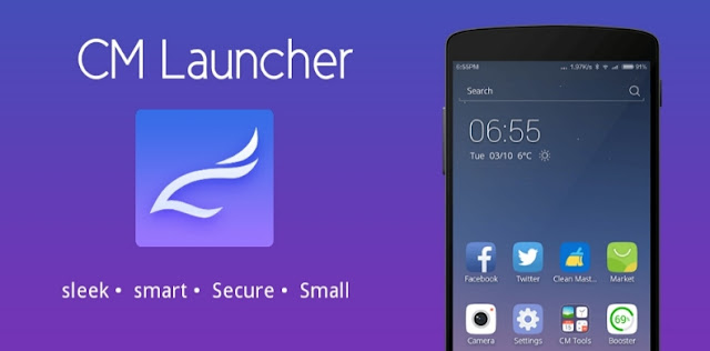 CM Launcher 3D Pro v3.26.8 Apk Full Premium