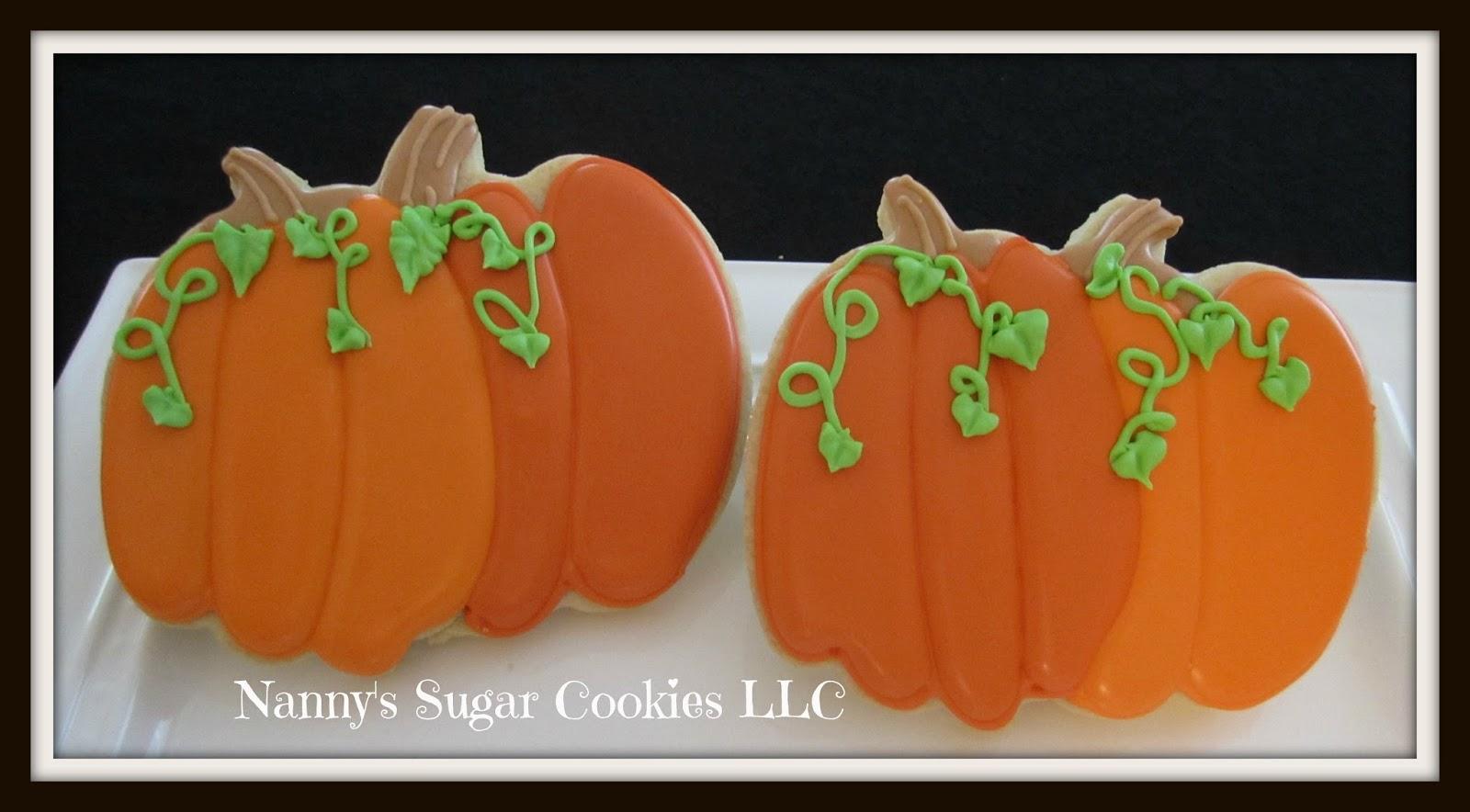 Nanny's Sugar Cookies LLC: September 2016