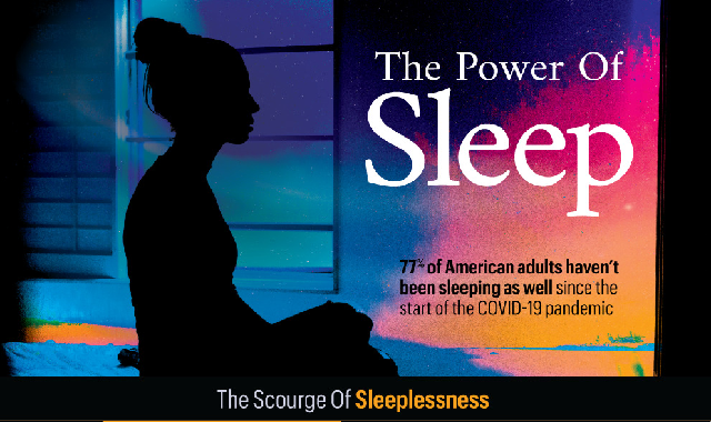 The Power of Sleep #infographic