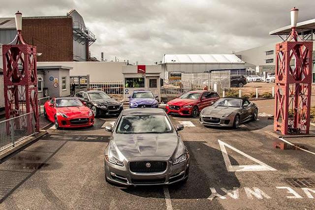 Jaguar Land Rover da otro paso hacia la electrificación