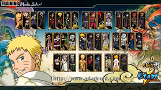 Download Naruto Senki NSADT v2 by Aditia Apk