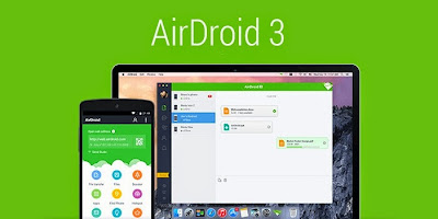 How To Transfer Files Between Android And PC using Airdroid 3