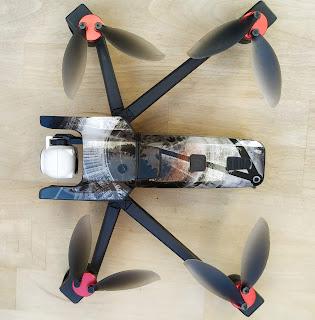 vuelos con dron