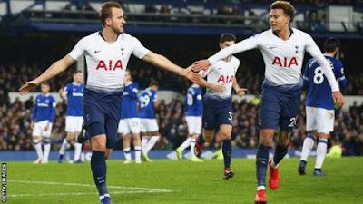 مشاهدة مباراة توتنهام وايفرتون بث مباشر اليوم 03-11-2019 في الدوري الانجليزي