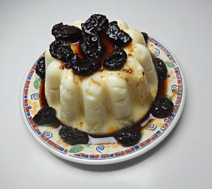 receita de manjar